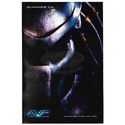 AVP: Alien Vs. Predator - Original Advance One-Sheet Poster