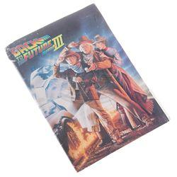 Back To The Future 3 - Press Kit