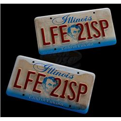 Barbershop 2: Back in Business - Calvin's License Plates (Ice Cube)