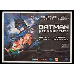 Batman Forever - Original Argentinean Release Poster