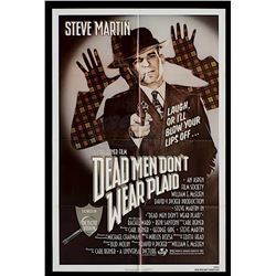 Dead Men Don't Wear Plaid - Original Release One-Sheet Poster