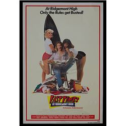 Fast Times at Ridgemont High - Original One-Sheet Poster
