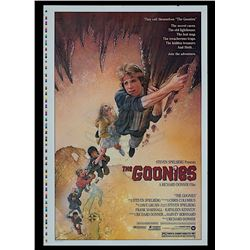 Goonies, The - Rare Original Printers-Proof One Sheet Poster