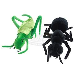 How the Grinch Stole Christmas - Stuffed Insect Toys