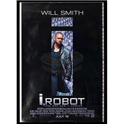 I, Robot - Rare Original Printers-Proof Advance One Sheet Poster