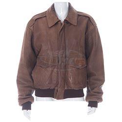 Indiana Jones and the Last Crusade - Rare Leather Crew Jacket
