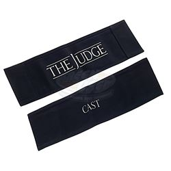 Judge, The - Cast Chair Back