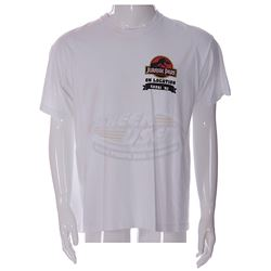 Jurassic Park - Construction Crew Shirt