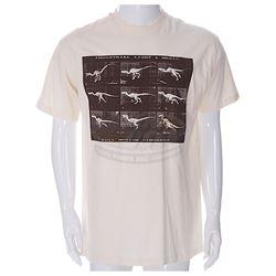 """Jurassic Park - ILM """"Full Motion Dinosaurs"""" Crew Shirt"""