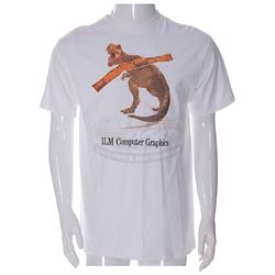 Jurassic Park - ILM Computer Graphics Crew Shirt