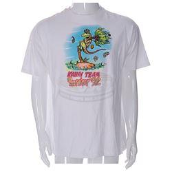 Jurassic Park - Kauai Location Filming Crew Shirt