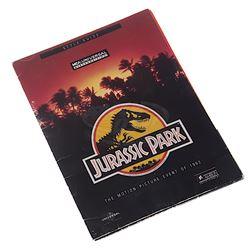 Jurassic Park - Original Merchandising Style Guide