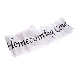 Life Unexpected (TV) - Homecoming Court Sash
