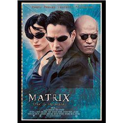 Matrix, The - Rare Original Printers-Proof One Sheet Poster