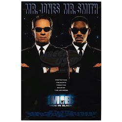 Men In Black - Original International Double-Sided One-Sheet Poster