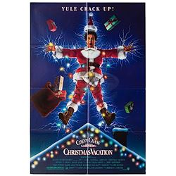 National Lampoon's Christmas Vacation - Original Release One-Sheet Poster