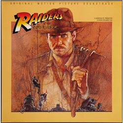 Raiders of the Lost Ark - Soundtrack Poster