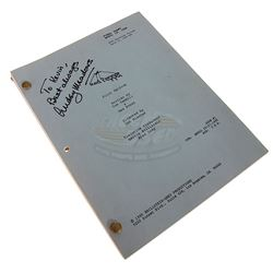 Red Pepper (TV) - Audrey Meadows Autographed Script