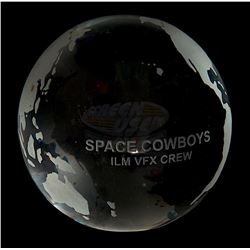 Space Cowboys - Rare ILM VFX Crew Gift