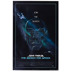 Star Trek III: The Search for Spock - Original One-Sheet Poster
