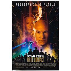 Star Trek: First Contact - Original Release One-Sheet Poster