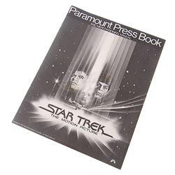 Star Trek: The Motion Picture - Original Release PressBook