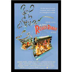 Who Framed Roger Rabbit - Original International One-Sheet Poster