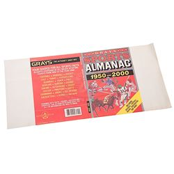 Back To The Future 2 - Backup Almanac Dust Cover
