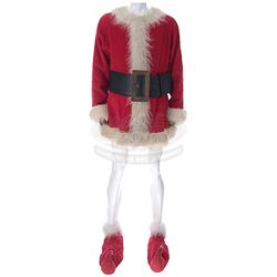 How the Grinch Stole Christmas - Grinch's 'Stunt' Santa Costume
