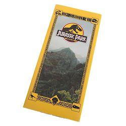 Jurassic Park - Jurassic Park Brochure