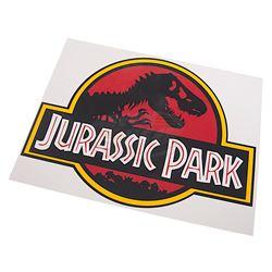 Jurassic Park - Jurassic Park Jeep Door Logo