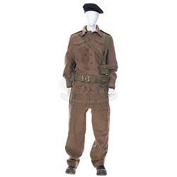 Monuments Men, The - Donald Jeffries' Uniform (Hugh Bonneville)