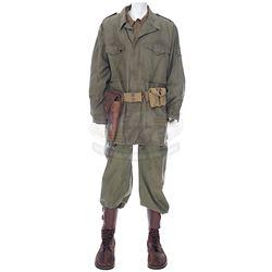Monuments Men, The - Walter Garfield's Uniform (John Goodman)