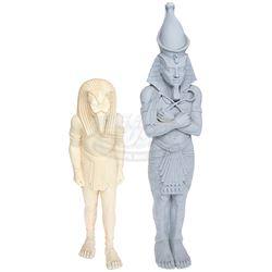 Mummy, The - Large Miniature Egyptian Statues