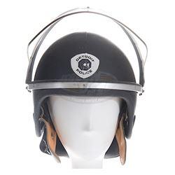 RoboCop 2 - Anne Lewis' Police Helmet (Nancy Allen)