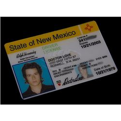 "Roswell (TV) - Michael's ""Fake"" Drivers License (Brendan Fehr)"