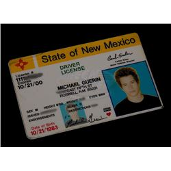 Roswell (TV) - Michael's Drivers License (Brendan Fehr)
