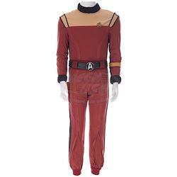 Star Trek II: The Wrath of Khan - Starfleet Uniform