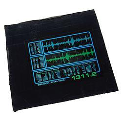 """Star Trek: Voyager (TV) - """"Sensor Analysis"""" Wall Panel"""