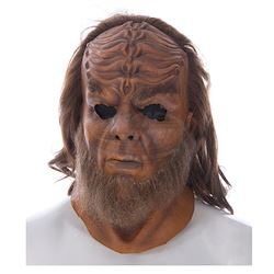 Star Trek VI: The Undiscovered Country - Klingon Full Head Mask