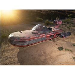 Star Wars: Episode IV - A New Hope - Luke Skywalker's LandSpeeder