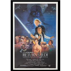 Star Wars: Episode VI - Return of the Jedi - Original Style 'B' One-Sheet Poster