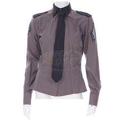 Starship Troopers - Military Dress Shirt & Tie