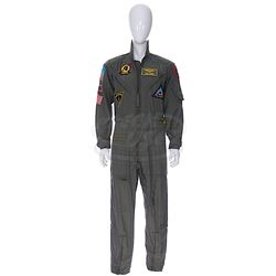 Top Gun - Hollywood's Flight Suit (Whip Hubley)