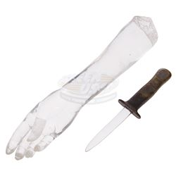 Warehouse 13 (TV) - Cinderella's Glass Knife & Glass Arm