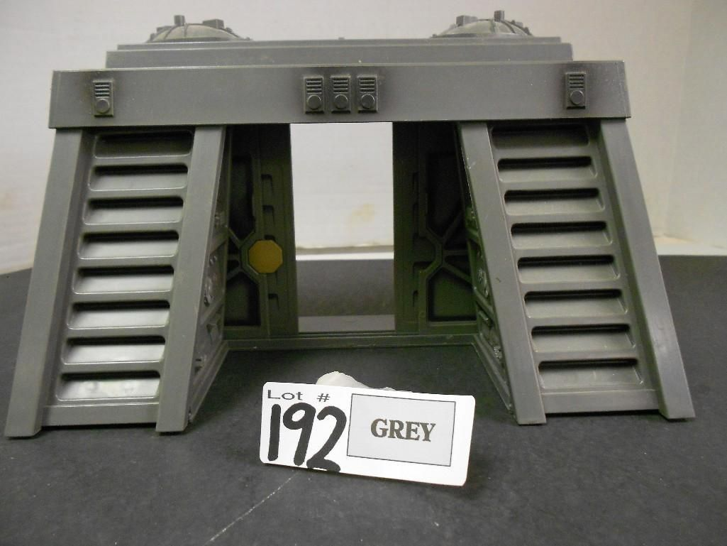 Star Wars Return Of The Jedi Endor Shield Generator Bunker With Two