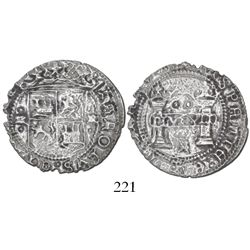 "Mexico City, Mexico, 2 reales, Charles-Joanna, ""Early Series,"" assayer R, PLVSVLT in oval banner, ra"