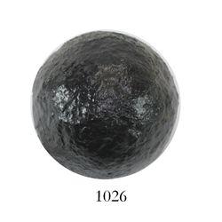 Shipwreck Iron cannonball.