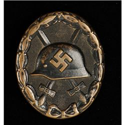 German WWII Black Wound Badge