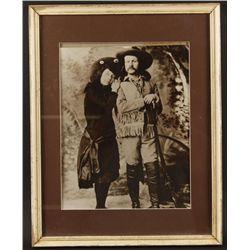 Original 1900's Sepia Tone Photograph